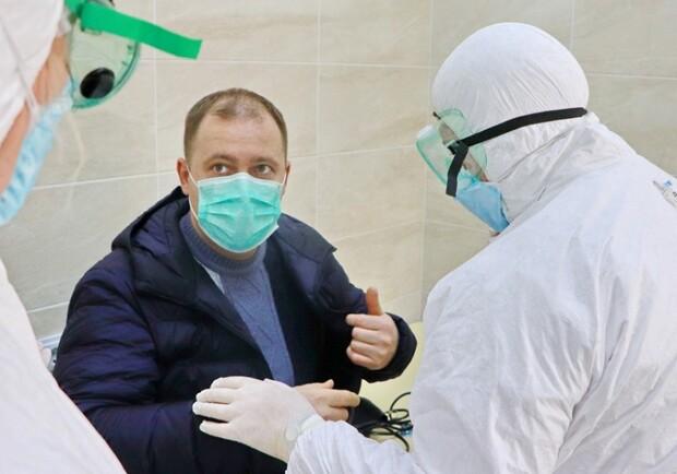 Пора додому: перший у Львові хворий на коронавірус одужав фото
